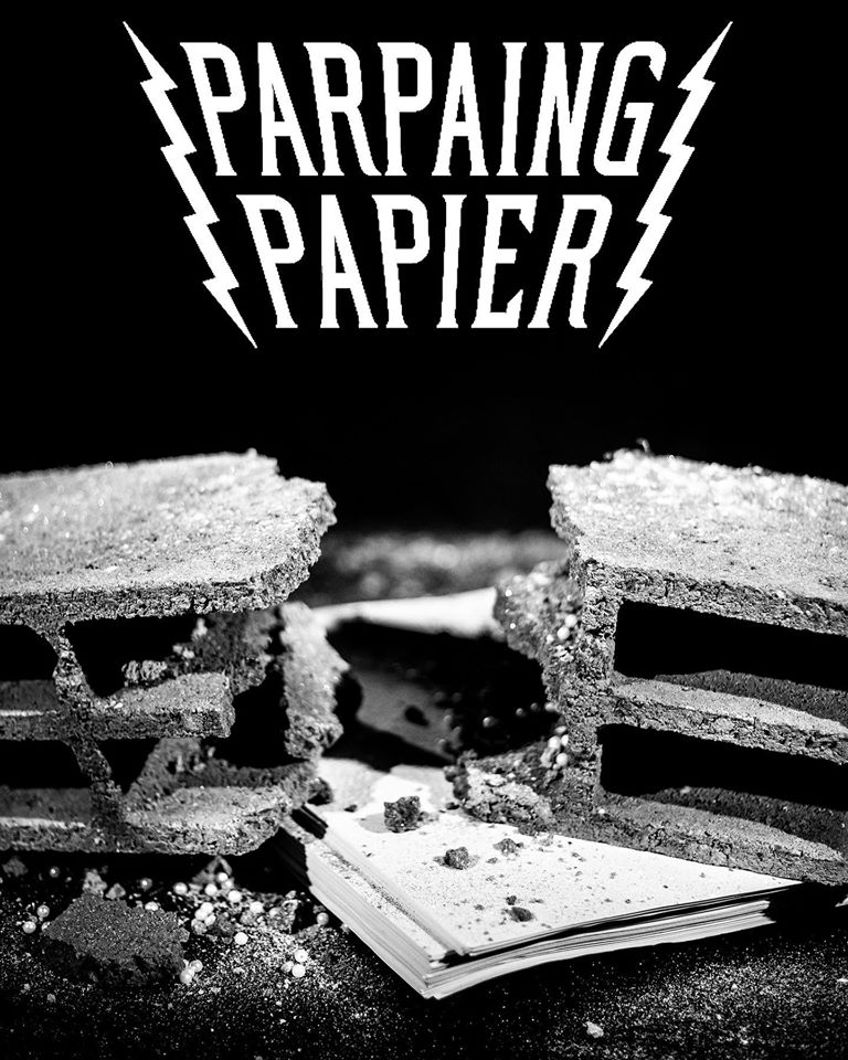 PARPAING PAPIER 26/01/20 – NAONED ALL STARS BAND