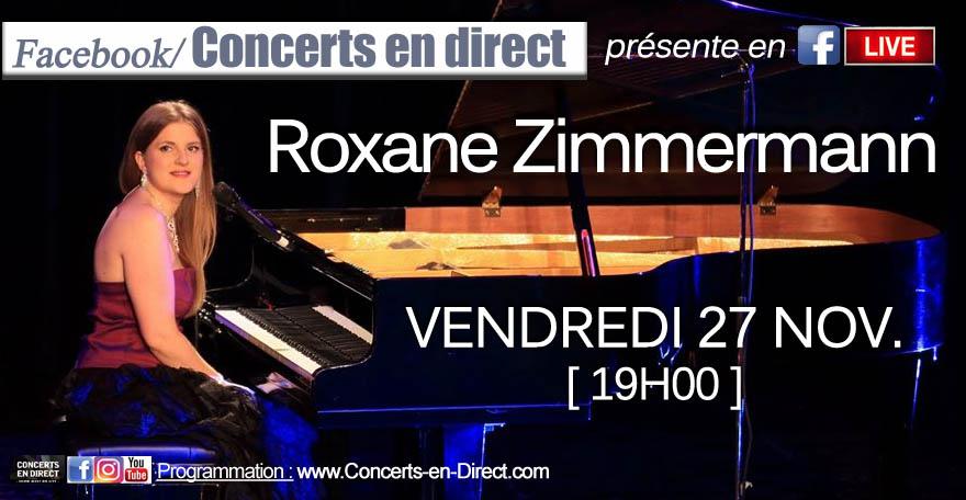 ROXANE ZIMMERMANN 27/11/20