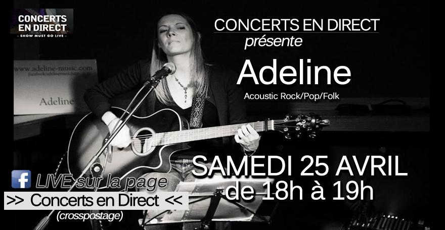 ADELINE 25/4/20