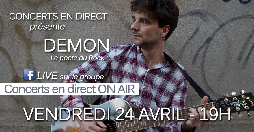 DEMON 24/04/20