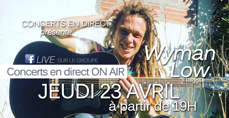 WYMAN LOW 23/04/20